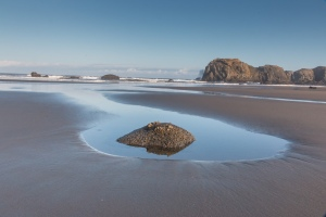 Oregon: Bandon Beach