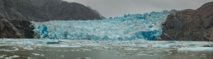 South Sawyer Glacier in Tracy Arm Fjord